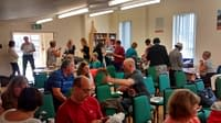 Carers Week Forum - conversation during the break